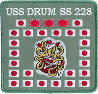 Drum kill flag patch